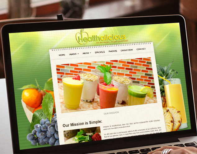 health eatery website